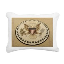 Cute Obama Rectangular Canvas Pillow