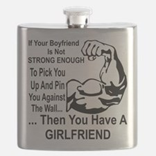 You Have A Girlfriend Flask