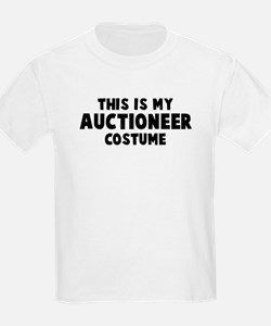Auctioneer costume T-Shirt