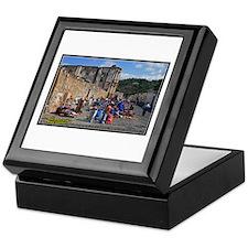 Guatemala Keepsake Box