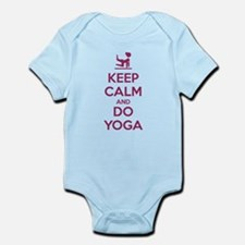 Keep Calm and do Yoga Body Suit