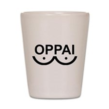 One Punch Man OPPAI Shot Glass
