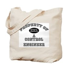 Property of a Control Engineer Tote Bag