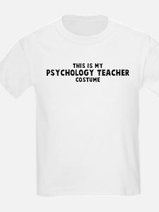 Psychology Teacher costume T-Shirt