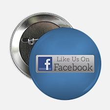 "Facebook 2.25"" Button (10 Pack)"