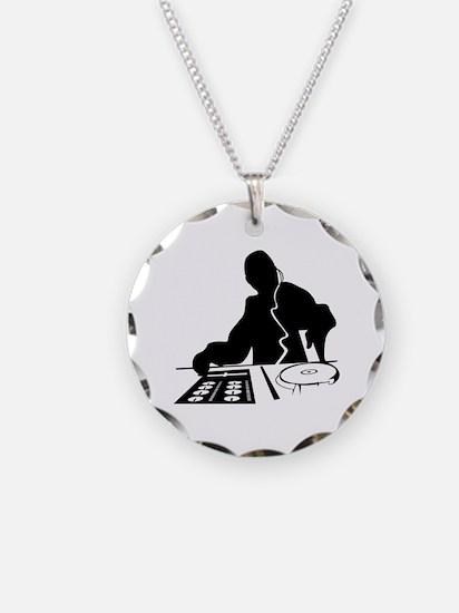 Funny Techno Necklace