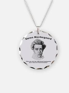 Kierkegaard Understood Necklace