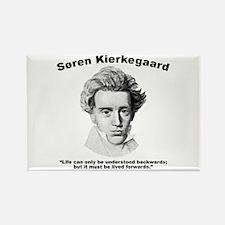 Kierkegaard Understood Rectangle Magnet
