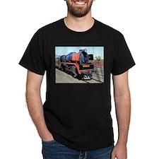Steam train engine, Victoria, Australia T-Shirt