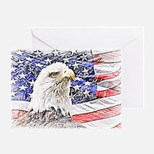 Cool Usa Greeting Card