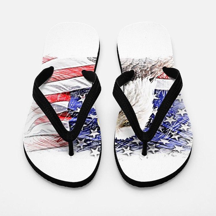Freedom Flip Flops
