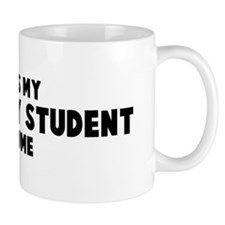 Astronomy Student costume Mug