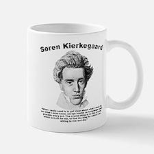 Kierkegaard Truth Mug