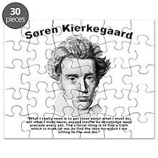 Kierkegaard Truth Puzzle