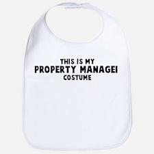 Property Manager costume Bib