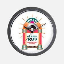 Oldies 1079 Logo Wall Clock