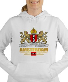 Amsterdam Women's Hooded Sweatshirt