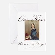 Cute Nightingale Greeting Cards (Pk of 20)