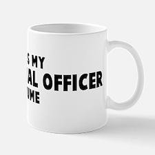 Correctional Officer costume Mug