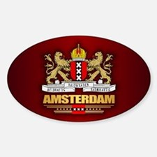 Amsterdam Decal