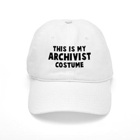 Archivist costume Cap