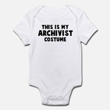 Archivist costume Infant Bodysuit