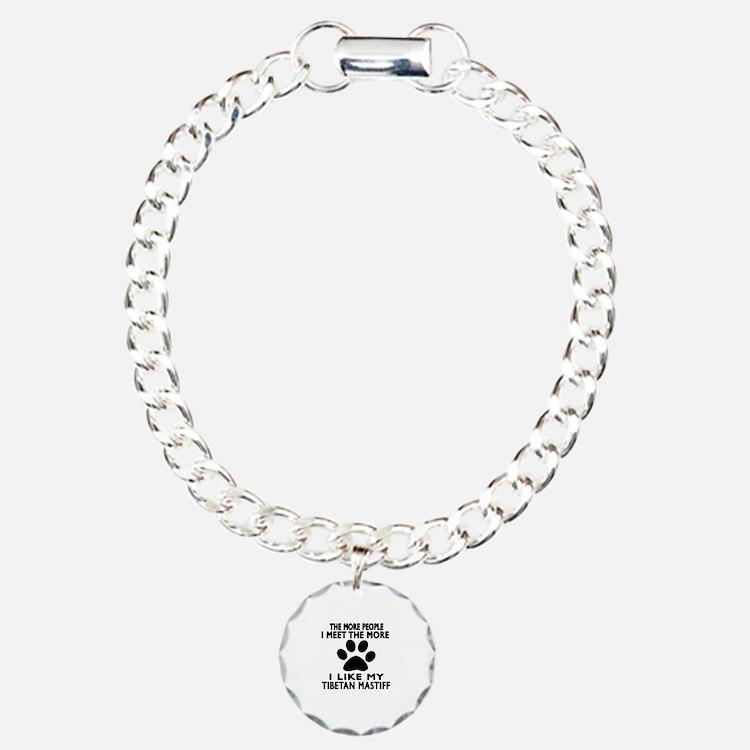 I Like More My Tibetan M Bracelet