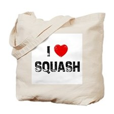 I * Squash Tote Bag