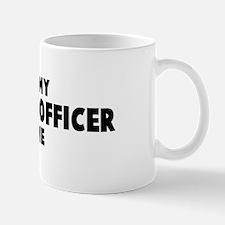 Probation Officer costume Mug