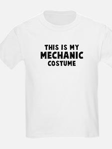 Mechanic costume T-Shirt