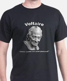 Voltaire Tyrants T-Shirt