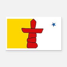 Cute International flags Rectangle Car Magnet