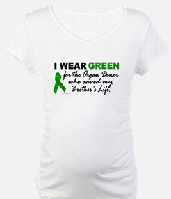 I Wear Green 2 (Saved My Brother's Life) Shirt