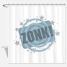 ZONK! Shower Curtain
