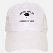 Property of a Consultant Baseball Baseball Cap