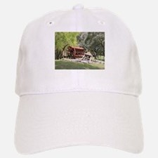 Old farm machinery, Victoria, Australia Baseball Baseball Cap