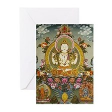 Cool Buddhist Greeting Cards (Pk of 10)