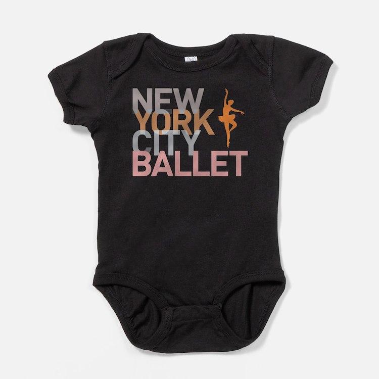 Ballet Baby Bodysuit