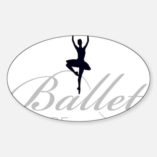 ballet Decal