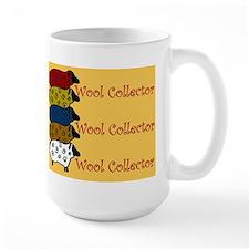Wool Collector Mug- Cute sheep design