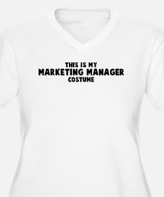 Marketing Manager costume T-Shirt
