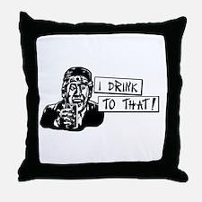 Takashi Throw Pillow