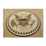 Presidential seal 5x7 Rugs