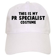 Pr Specialist costume Baseball Cap
