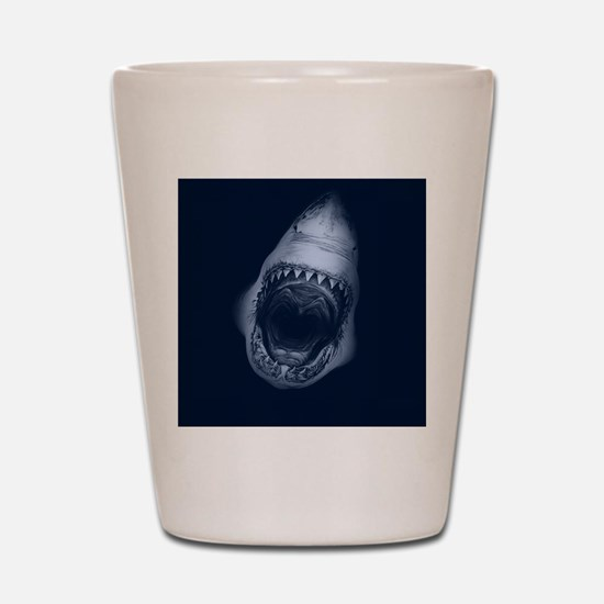 Big Shark Jaws Shot Glass