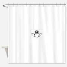 Claddagh Shower Curtain