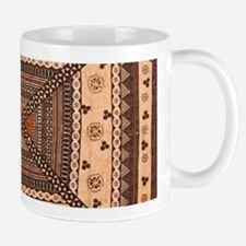 Tribal Masi Print Mugs