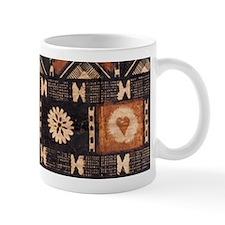 Fiji Masi Wedding Tapa Mugs