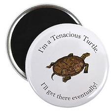 Tenacious Turtle Magnet