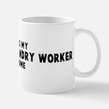 Animal Husbandry Worker costu Mug